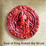 Seal of King Robert the Bruce